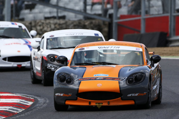 2017 Ginetta GRDC,  Brands Hatch, 5th-6th August 2017, Bond To World Copyright. JEP/LAT Images