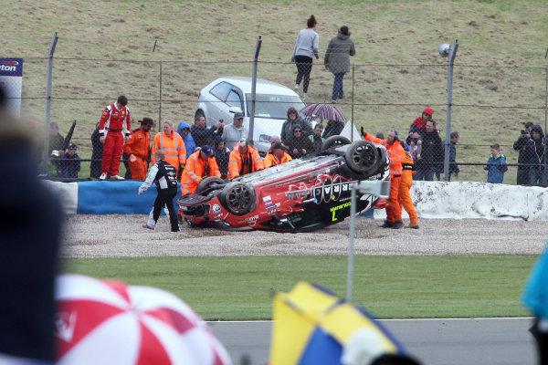 2017 Renault Clio Cup, 15th-16th April 2017, Donington Park, James Colburn (GBR) PP Motorsport Renault Clio Cup World Copyright. JEP/LAT Images
