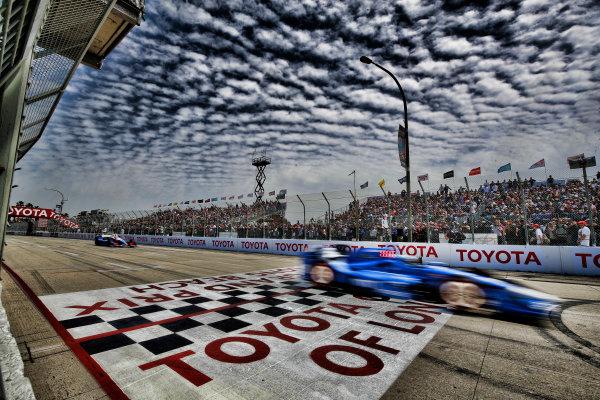 2017 Verizon IndyCar Series Toyota Grand Prix of Long Beach Streets of Long Beach, CA USA Sunday 9 April 2017 Scott Dixon World Copyright: Michael L. Levitt LAT Images