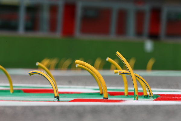2017 Superbike World Championship - Round 5 Imola, Italy. Thursday 11 May 2017 Track detail World Copyright: Gold and Goose Photography/LAT Images ref: Digital Image 669307