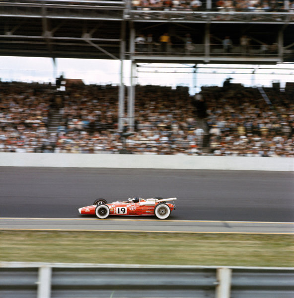 Indianapolis, USA. 30th May 1966.