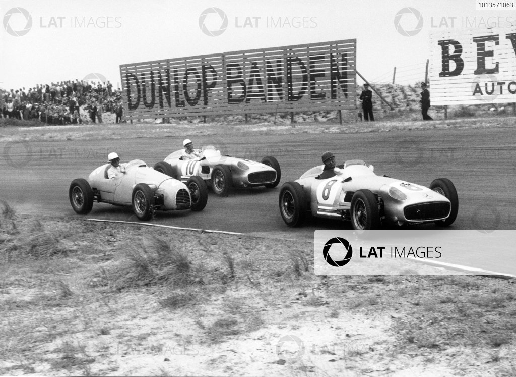 1955 Dutch Grand Prix.