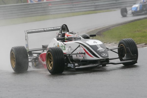2007 British Formula Three Championship. Spa, Belgium. 26th - 28th July 2007.Mario Moraes (Carlin Motorsport).Action.World Copyright: Drew Gibson/LAT Photographic.Ref: Digital Image Only.