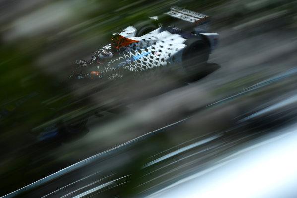 Hungaroring, Budapest, Hungary.  Sunday 30 July 2017. Jerome D'Ambrosio (BEL), Dragon Racing, Spark-Penske, Penske 701-EV. World Copyright: Patrik Lundin/LAT Images  ref: Digital Image PL2_1098 copy