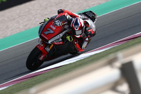 Lorenzo Baldassarri, Moto2, Qatar MotoGP, 26 March 2021