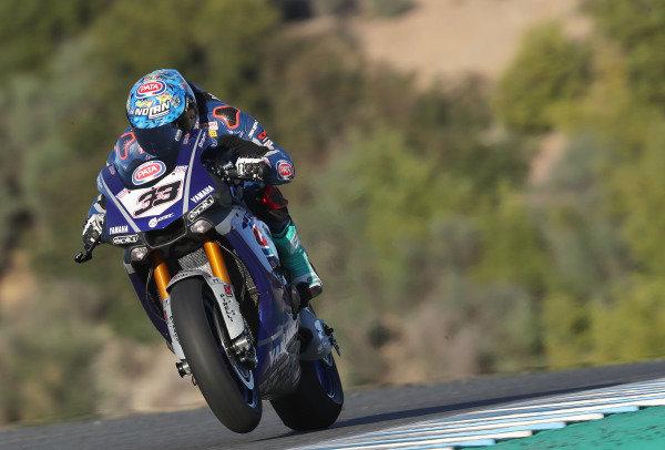 Marco Melandri, GRT Yamaha WorldSBK Team.