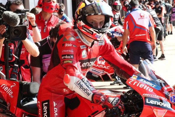 Jack Miller, Ducati Team.