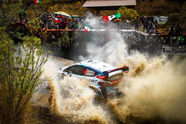 Gus Greensmith (GB), M-Sport Ford WRT, Ford Fiesta WRC 2020