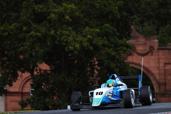 Reema Juffali (KSA) - Douglas Motorsport BRDC GB3