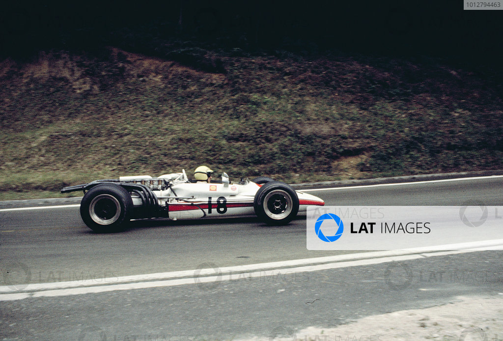 1968 French Grand Prix.