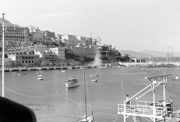 1955 Monaco Grand Prix
