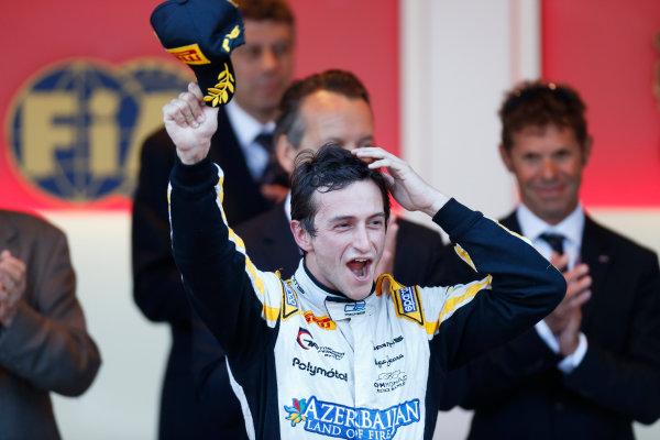 2014 GP2 Series Round 3 - Race 2 Monte Carlo, Monaco. Saturday 24 May 2014. Stephane Richelmi (MON, DAMS)  Photo: Alastair Staley/GP2 Series Media Service. ref: Digital Image _79P4065