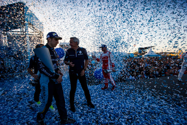 2016/2017 FIA Formula E Championship. Marrakesh ePrix, Circuit International Automobile Moulay El Hassan, Marrakesh, Morocco. Sebastien Buemi (SUI), Renault e.Dams, Spark-Renault, Renault Z.E 16.  Saturday 12 November 2016. Photo: Sam Bloxham/LAT/Formula E ref: Digital Image _SLA8426