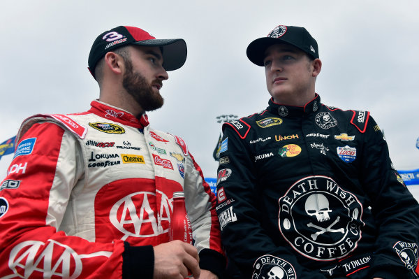 30 September-2 October, 2016, Dover, Delaware USA Austin Dillon and Ty Dillon, Leavine Family Racing ? 2016, Nigel Kinrade LAT Photo USA