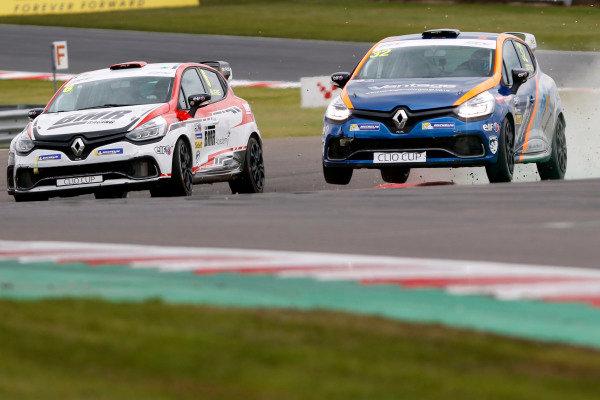 James Dorlin (GBR) Westbourne Motorsport Renault Clio Cup