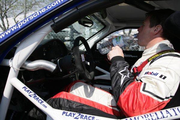 2006 European Grand Prix - Porsche Supercup Nurburgring, Germany. 4th - 7th May  2006 Colin McRae, Morellato Stars Team, portrait. World Copyright: Charles Coates/LAT Photographic ref: Digital Image ZK5Y2951