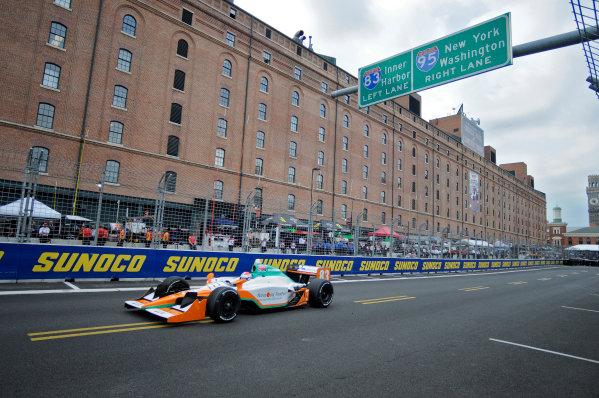 2-4 September, 2011, Baltimore, Maryland USACharlie Kimball(c)2011, Walt KuhnLAT Photo USA