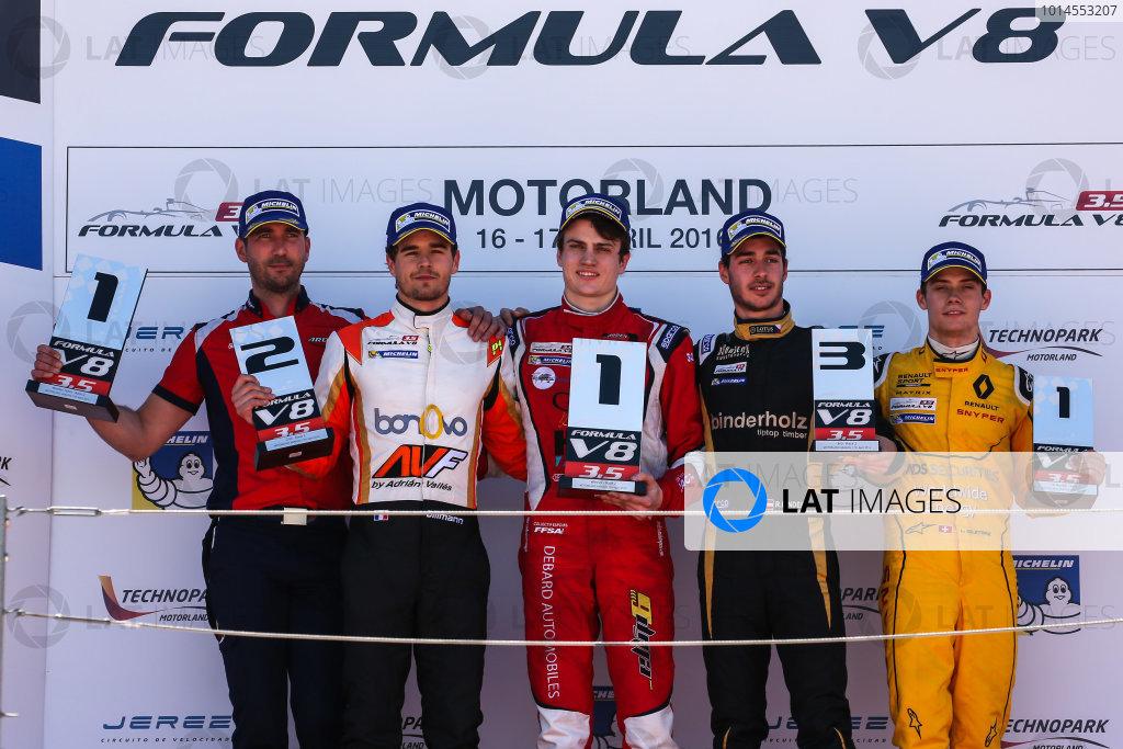 Round 1 - Motorland Aragon, Spain