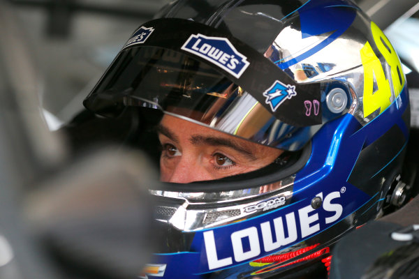 Monster Energy NASCAR Cup Series Ford EcoBoost 400 Homestead-Miami Speedway, Homestead, FL USA Saturday 18 November 2017 Jimmie Johnson, Hendrick Motorsports, Lowe's Chevrolet SS World Copyright: Russell LaBounty LAT Images