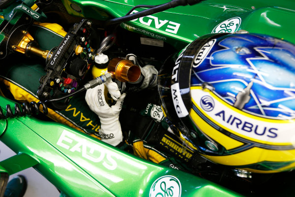 Formula 1 Caterham F1 Photos: Australian GP (2013)