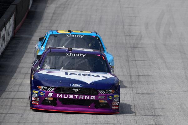 NASCAR Xfinity Series Fitzgerald Glider Kits 300 Bristol Motor Speedway, Bristol, TN USA Friday 21 April 2017 Darrell Wallace Jr World Copyright: John K Harrelson LAT Images ref: Digital Image 17BRI1jh_00109