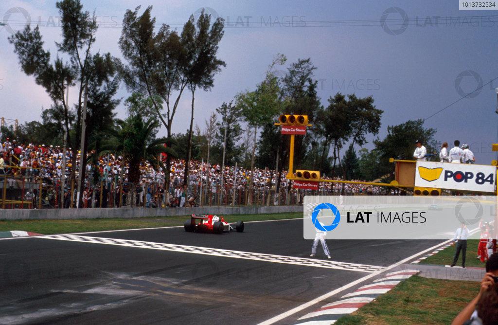 1988 Mexican Grand Prix.
