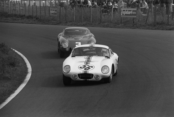 Nurburgring, Germany. 23rd May 1965. Rd 9.