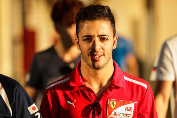 Antonio Fuoco (ITA, Charouz Racing System).