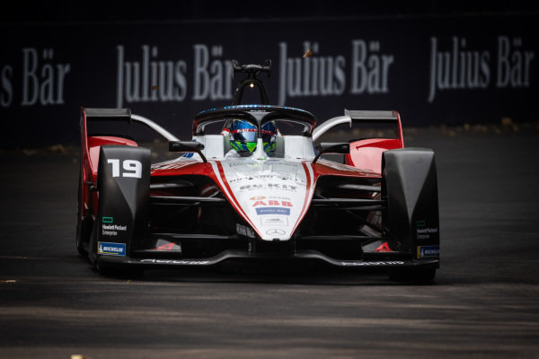 Felipe Massa (BRA), Venturi, EQ Silver Arrow 01