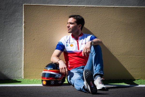 Jér?me d'Ambrosio (BEL), Mahindra Racing