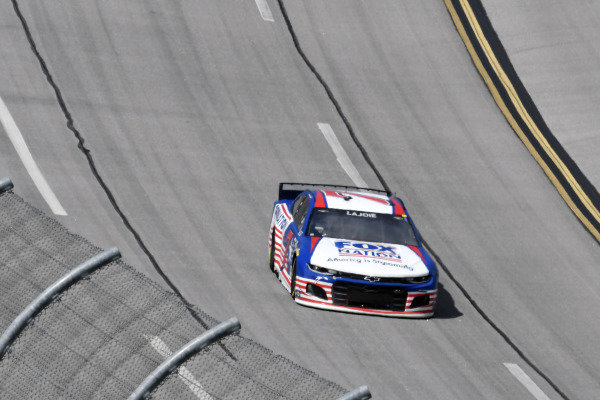 #7: Corey LaJoie, Spire Motorsports, Chevrolet Camaro