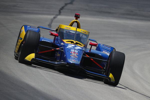 Alexander Rossi, Andretti Autosport Honda, Copyright: Chris Owens - IMS Photo.