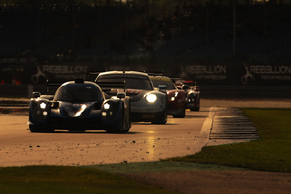 #6 Ligier JS P3 - Nissan / 360 RACING / Terrence Woodward / James Dayson / Ross Kaiser