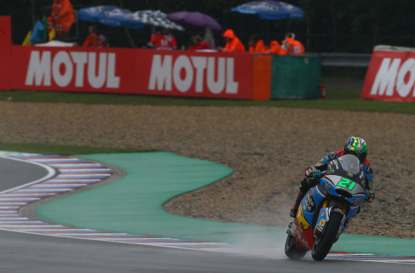 2017 Moto2 Championship - Round 10 Brno, Czech Republic Friday 4 August 2017 Franco Morbidelli, Marc VDS World Copyright: Gold and Goose / LAT Images ref: Digital Image 683666