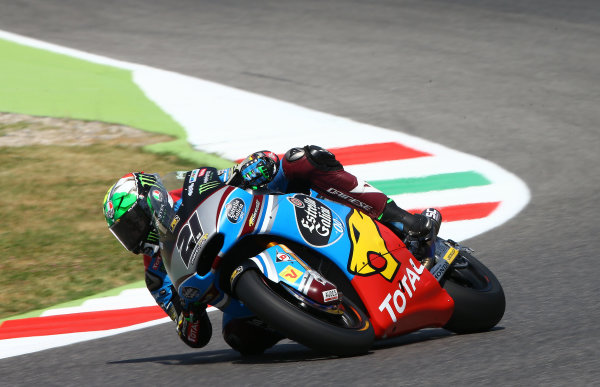 2017 Moto2 Championship - Round 6 Mugello, Italy Friday 2 June 2017 Franco Morbidelli, Marc VDS World Copyright: Gold & Goose Photography/LAT Images ref: Digital Image 673562
