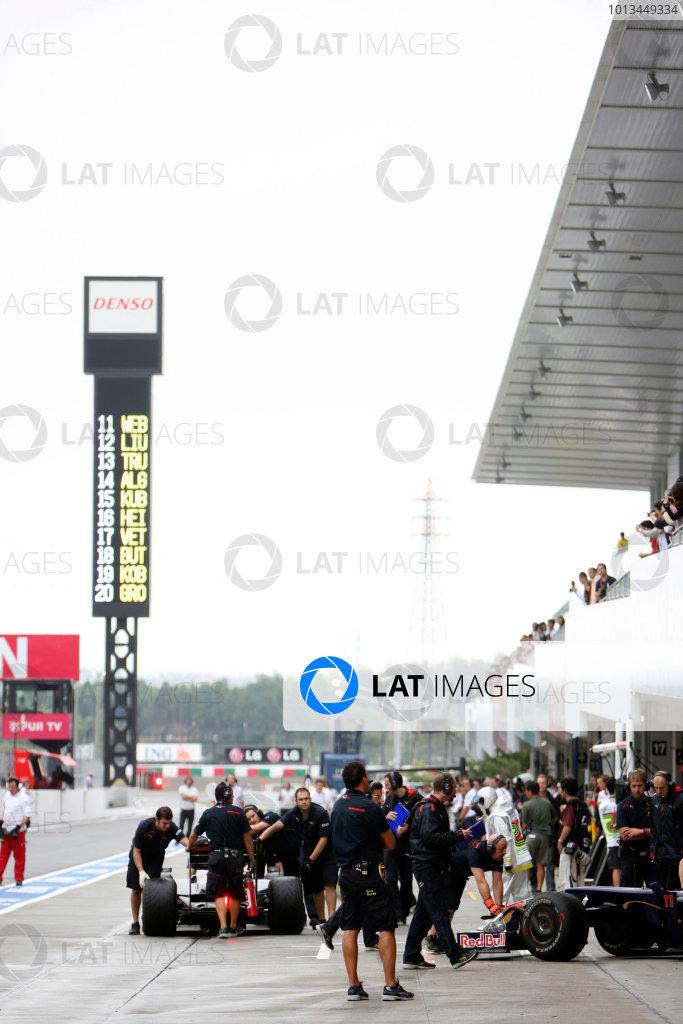 2009 Japanese Grand Prix - Friday