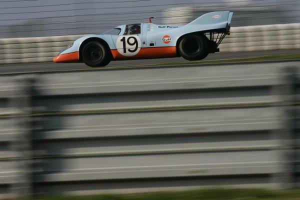 2005 Classic Endurance Racing,Nurburgring, Germany. 4th September, 2005,Jean Marc Luco, World Copyright: Jakob Ebrey/LAT Photographic