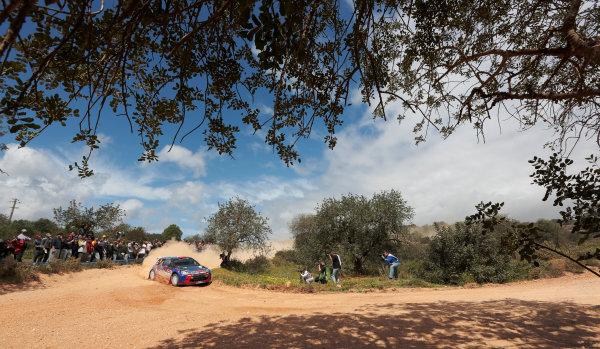 2013 World Rally Championship Rally Portugal 11th - 14th April 2013 Robert Kubica, Citroen, action Worldwide Copyright: McKlein/LAT
