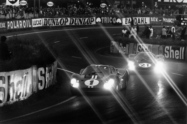 Le Mans, France. 10 - 11 June 1967.