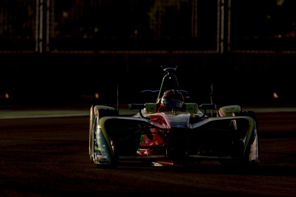 2016/2017 FIA Formula E Championship. Marrakesh ePrix, Circuit International Automobile Moulay El Hassan, Marrakesh, Morocco. Saturday 12 November 2016. Daniel Abt (GER), ABT Schaeffler Audi Sport, Spark-Abt Sportsline, ABT Schaeffler FE02.  Photo: Zak Mauger/Jaguar Racing ref: Digital Image _L0U6301