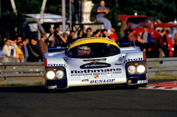 Le Mans, France. 18-19 June 1983.