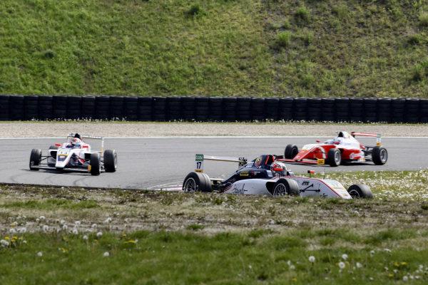 Arthur Leclerc, US Racing - CHRS,14, Gregoire Saucy, R-ace GP and Prema Powerteam, Paul Aron