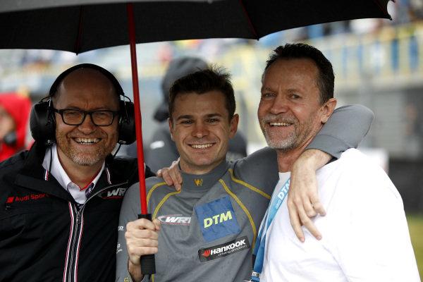 Jonathan Aberdein, Audi Sport Team WRT.