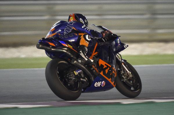 Hafizh Syahrin, Red Bull KTM Tech 3  .
