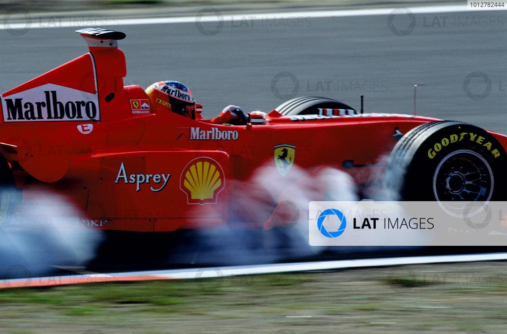 1998 Luxembourg Grand Prix.