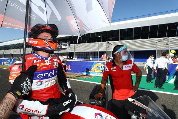 Tommaso Marcon, Tech 3 E-Racing.