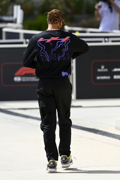 Sir Lewis Hamilton, Mercedes
