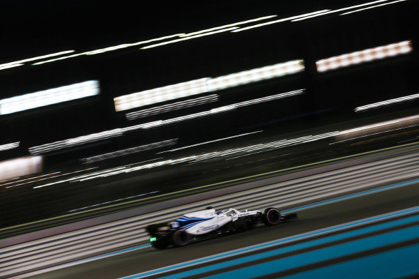 George Russell, Williams FW41.