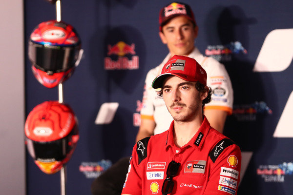 Francesco Bagnaia, Ducati Team.