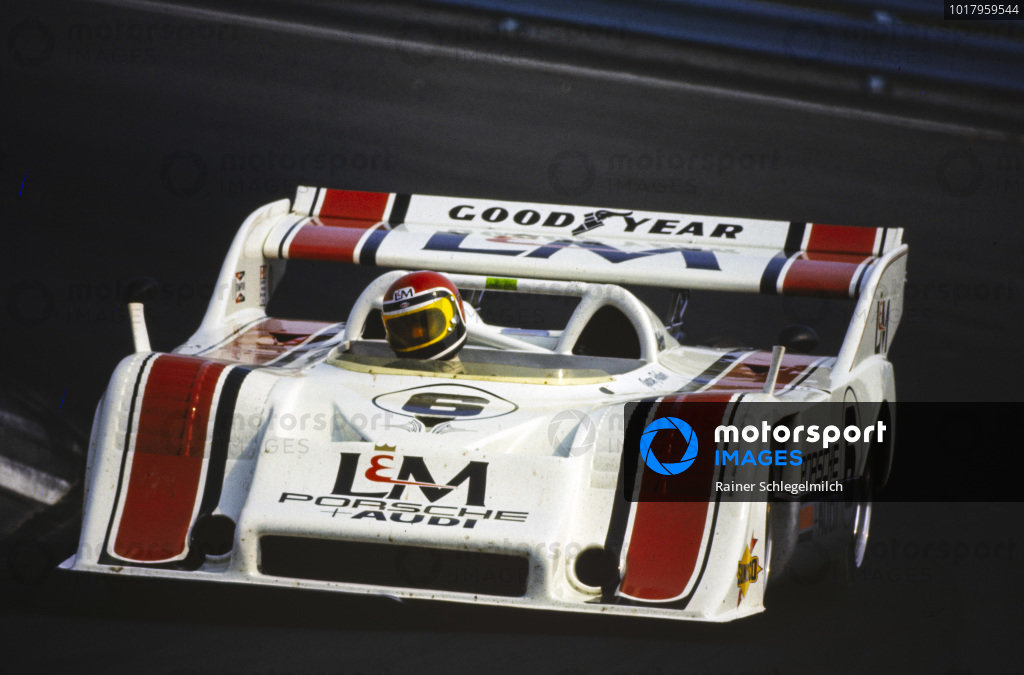 George Follmer, Penske Racing, Porsche 917/10 TC.